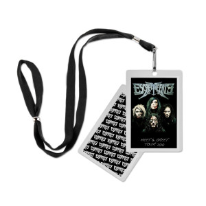 Escape the Fate Lanyard/Laminate