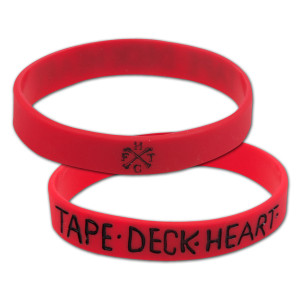 Frank Turner Rubber Wristband