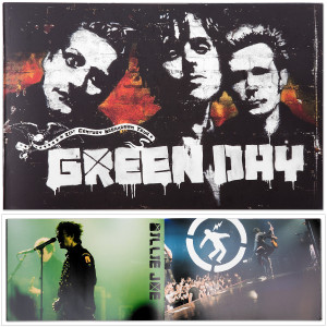 Green Day Tour Program