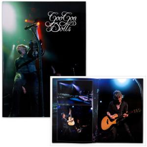 Goo Goo Dolls Tour Program