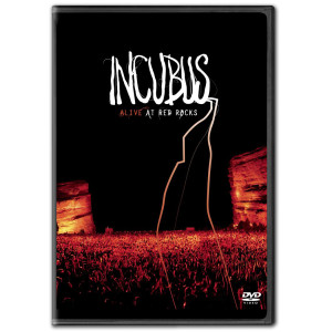 Incubus - Alive At Red Rocks DVD