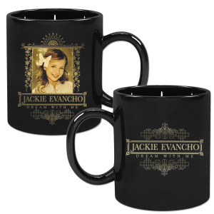 Jackie Evancho Dream With Me Mug