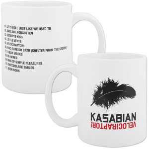 Kasabian Velociraptor Coffee Mug