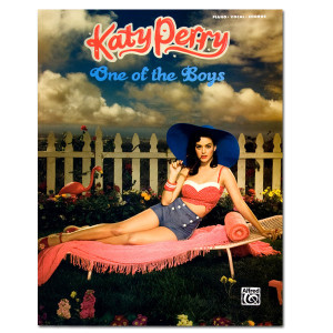 Katy Perry - One of the Boys Songbook