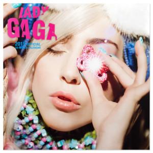 Lady Gaga 2015 Wall Calendar