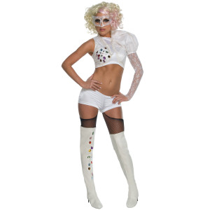 Lady Gaga 2009 VMA Performance Costume