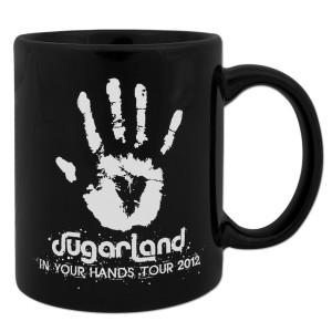Sugarland Hand Mug
