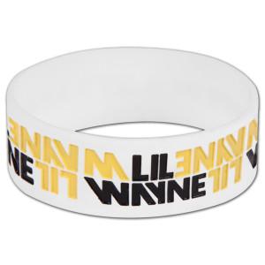 Lil Wayne Type Repeat Wristband