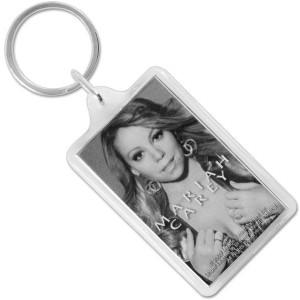 Mariah Carey Acrylic Keychain