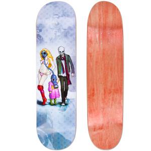 Mike Shinoda Oyakodon Skateboard Deck