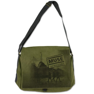 Muse Double Exposed Messenger Bag