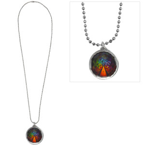 Muse Resistance Pendant Necklace