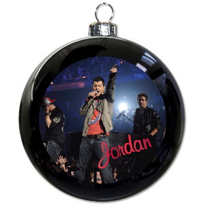New Kids on the Block Jordan Ornament