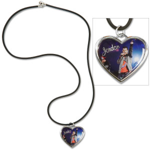 New Kids on the Block Coming Home Boyfriend Necklace - Jordan
