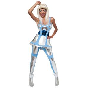 Nicki Minaj New Year's Eve Suit Costume