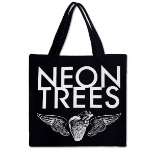 Neon Trees Logo Tote Bag