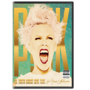 P!nk: The Truth About Love Tour: Live From Melbourne (2014) DVD