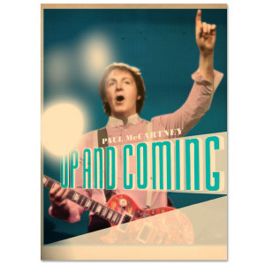 Paul McCartney Up and Coming Tour Programme