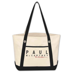 Paul McCartney Signature Out There Tote