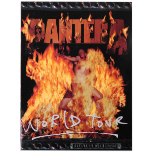 Pantera Reinventing the Steel Tour Program