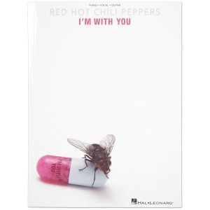 Red Hot Chili Peppers I'm With You Songbook