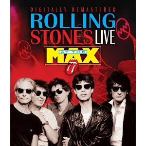 Rolling Stones - Live at the Max Blu-Ray