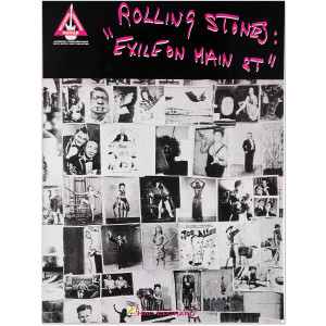Rolling Stones Exile On Main Street Songbook