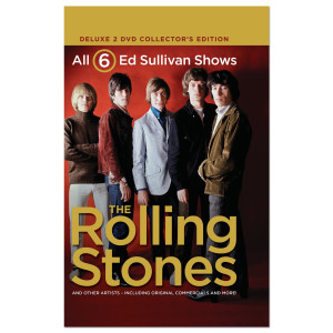 Rolling Stones All 6 Ed Sullivan Shows DVD