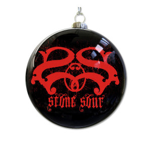 Stone Sour Christmas Ornament