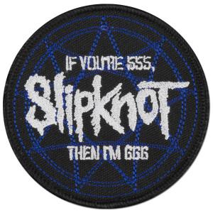 Slipknot I'm 666 Patch