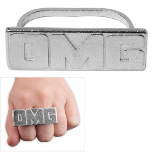 Usher OMG Ring
