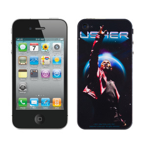 Usher Up Above iPhone Skin