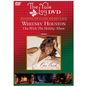 Whitney Houston - One Wish/The Holiday Album/The Yule Log DVD
