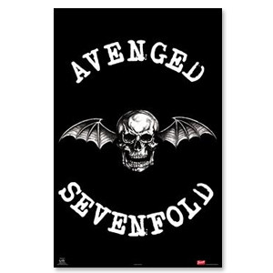 Avenged Sevenfold Wall Poster