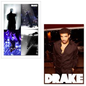 Drake Postergram