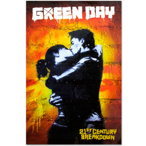 Green Day Lovers Poster