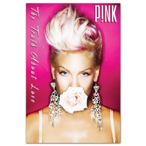 P!nk Rose Poster