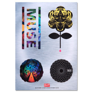 Muse Color Sticker Set