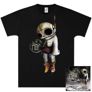 Black Tide - Post Mortem CD/T-Shirt Bundle