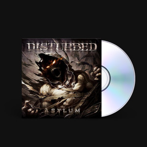 Disturbed - Asylum Special Edition CD/DVD