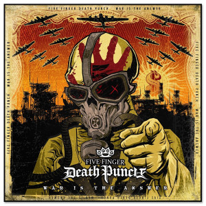Five Finger Death Punch – War Is The Answer (Standard Edition) CD