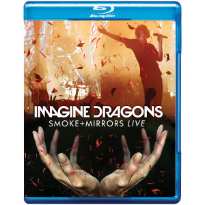 Smoke + Mirrors Live Blu-ray/CD