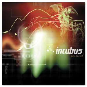 Incubus - Make Yourself CD