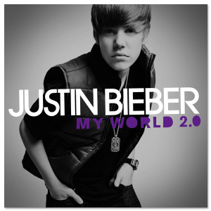 Justin Bieber My World 2.0 CD