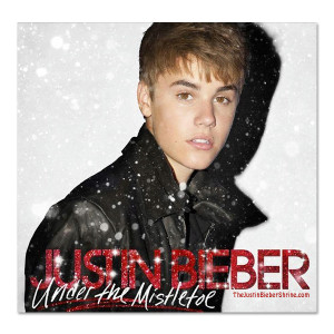 Justin Bieber - Under The Mistletoe CD