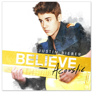 Justin Bieber - Believe Acoustic CD