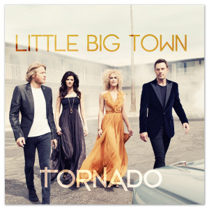 Little Big Town Tornado CD