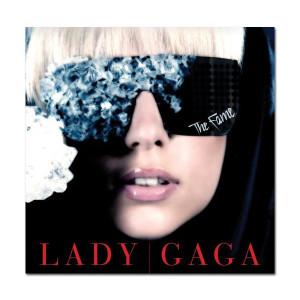 Lady Gaga The Fame CD