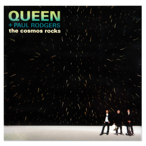 Queen & Paul Rodgers - The Cosmos Rocks CD