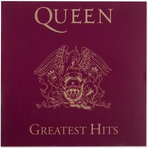 Queen Greatest Hits CD